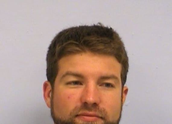 Texas man smashes martini glass on woman's face
