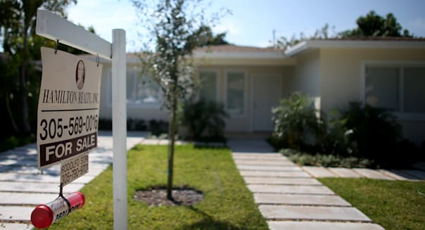 Mortgage Applications Fall in Latest Week