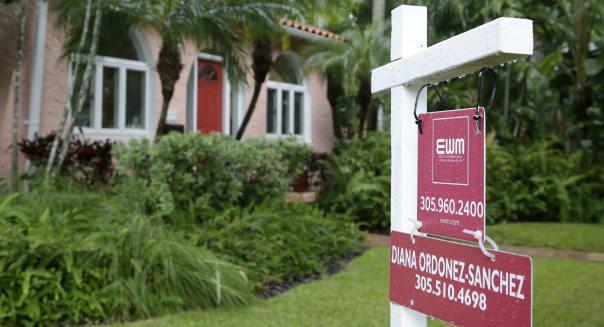 national association of realtors september home sales