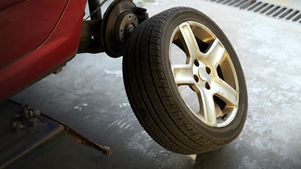 Replacing Your Tires: Four Money-Saving Tips