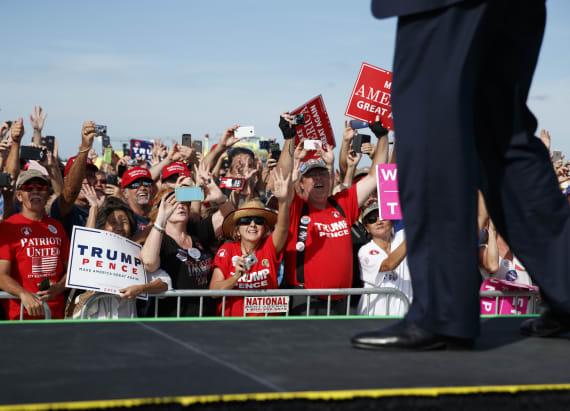 Trump official reveals voter suppression plans