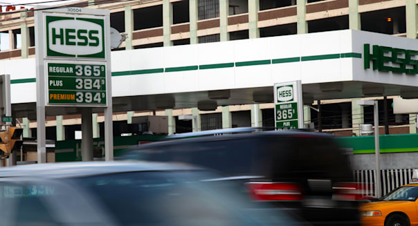 BJ's reportedly wants to buy Hess gas stations