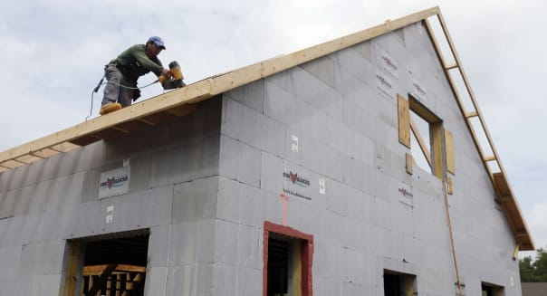 homebuilder confidence housing market