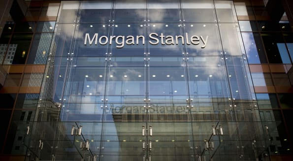 morgan stanley earnings wall street banks financials