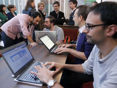 FRANCE-CULTURE-INTERNET-HACKATHON-DATACULTURE