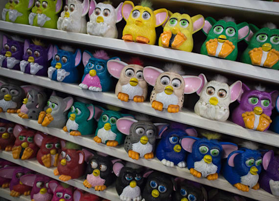Your old Furbies may be worth a pretty penny