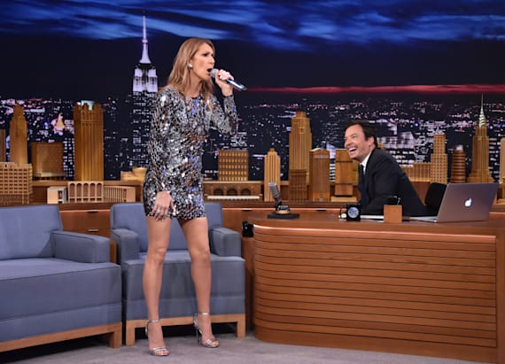 See Celine Dion impersonate Cher