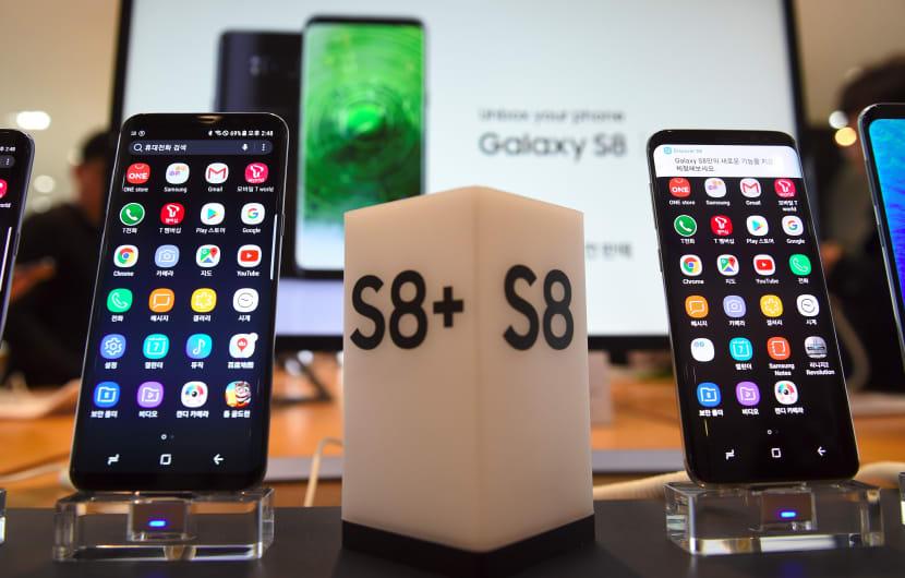 Samsung Galaxy S8+ mit 128GB ist in Korea bereits ausverkauft