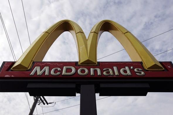 McDonald's Sales
