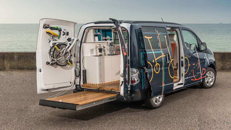 Recharge Wrap-up: Nissan e-NV200 Workspace, Audi Shared Fleet pilot in NC