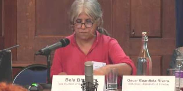 Chhattisgarh activist Bela Bhatia attacked, asked to vacate Bastar house
