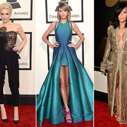Best and worst dressed at the 2015 GRAMMY Awards