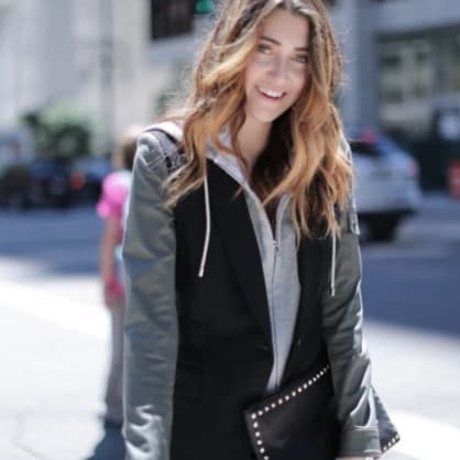 Street style tip of the day: Layered up