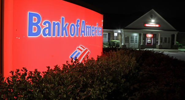 Bank of America Foreclosures (FILE - In this April 16, 2010 file photo, a Bank of America branch is shown in Charlotte, N.C. Ban