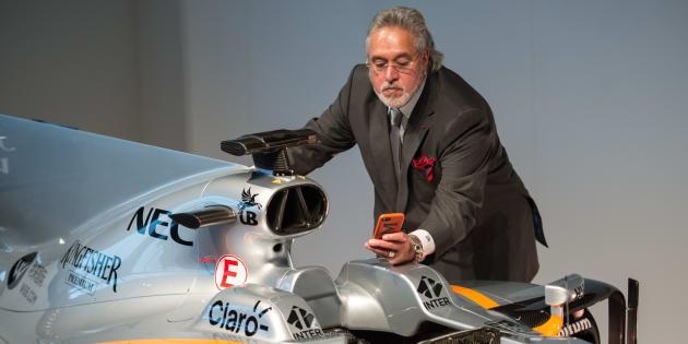 Fórmula Uno: detienen en Londres a director administrativo de Force India