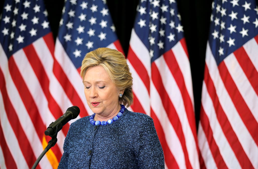 Last week an ABC News/Washington Post poll showed the Democratic nominee  had a 12-point advantage on her Republican ...