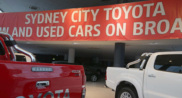 Australia Toyota