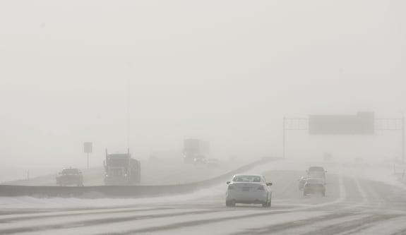 North Dakota Blizzard