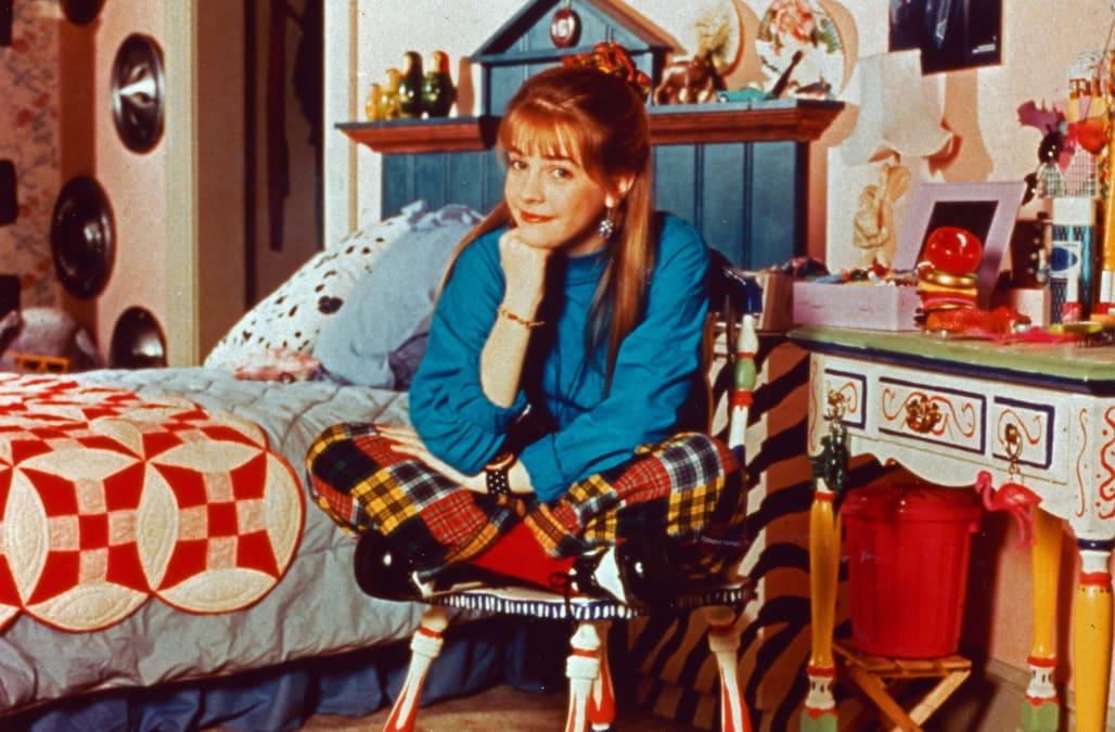 Clarissa explains it all, aka: Clarissa, Teenagerserie; USA 1991 - 1994, Darsteller: Melissa Joan Hart
