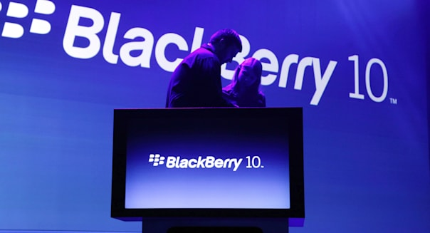 blackberry strategic options sale smartphone competition