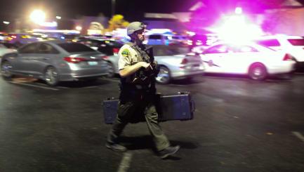 Mall shooting in America leaves three women dead