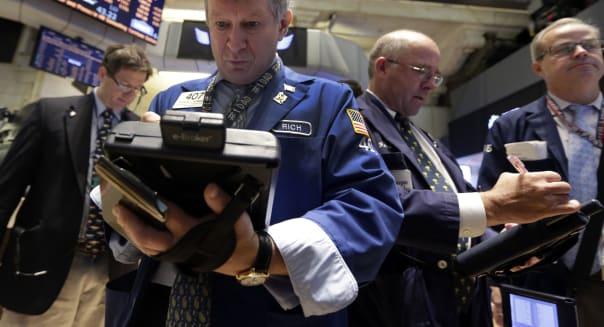 new york stock exchange traders wall street investing economy