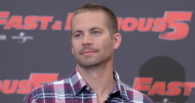 Paul Walker at the 'Fast & Furious 5' Rome Photocall