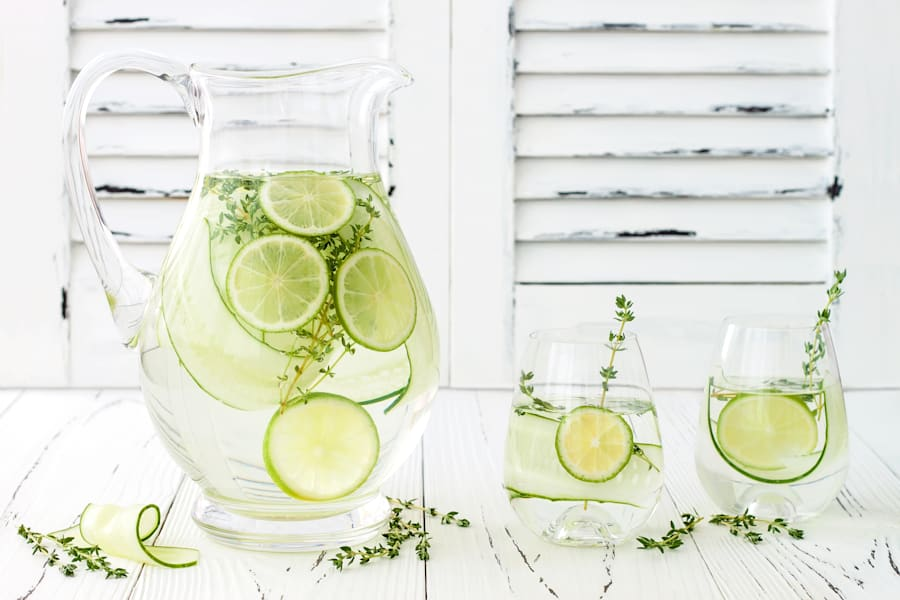 Drink Water To Aid Or Slow Digestion