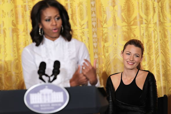 Michelle Obama Hosts Workshop On Careers In Film At The White House