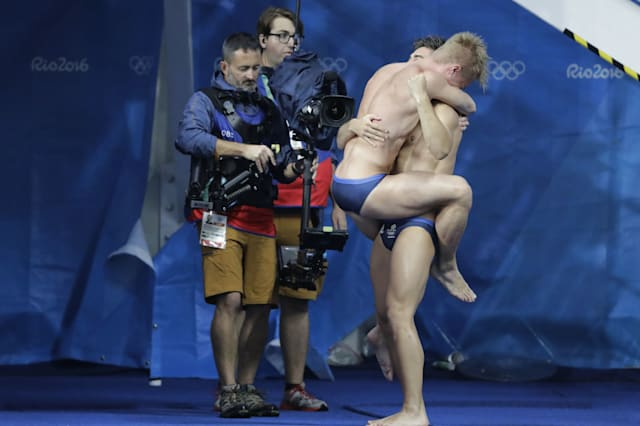 Medal rush continues as diving duo make history with gold