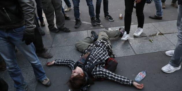 Elezioni Francia, incidenti a Parigi: 9 feriti e 29 fermi