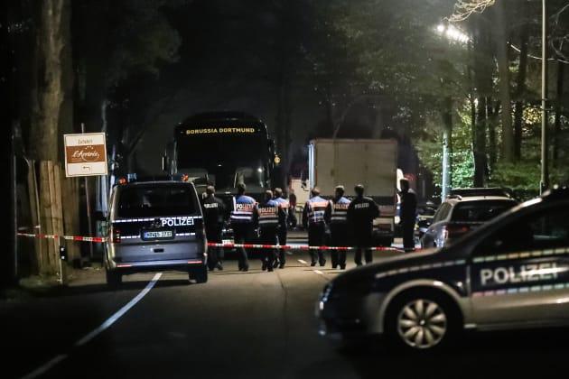 Explosions Beside Dortmund Team Bus, Barta Injured
