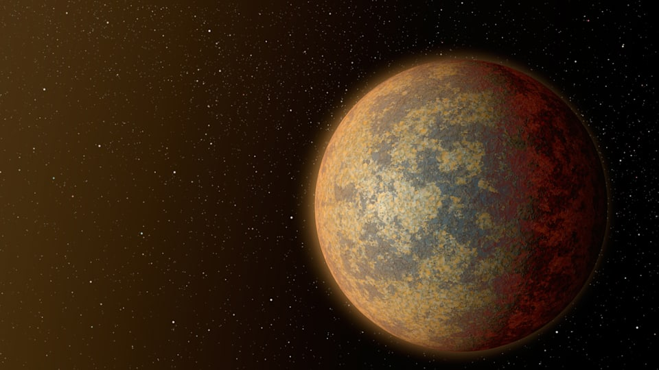 NASA Spitzer Space Telescope Found Rocky Exoplanet