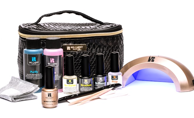 Red Carpet Manicure Holiday Kit