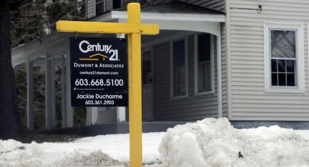 existing home sales november