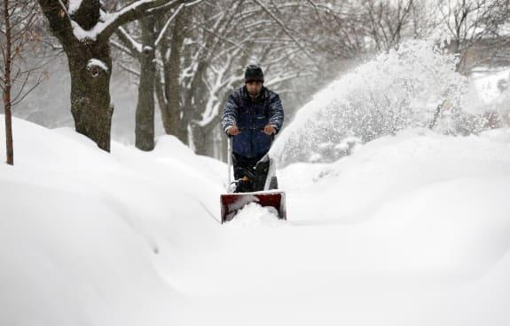 Winter Weather Illinois