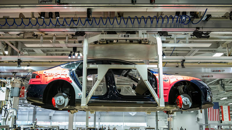 Tesla answers claims of poor factory working conditions and unionizationefforts