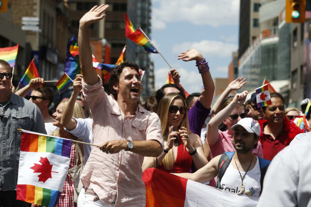 Toronto Pride should be inclusive, pastor says at service before parade