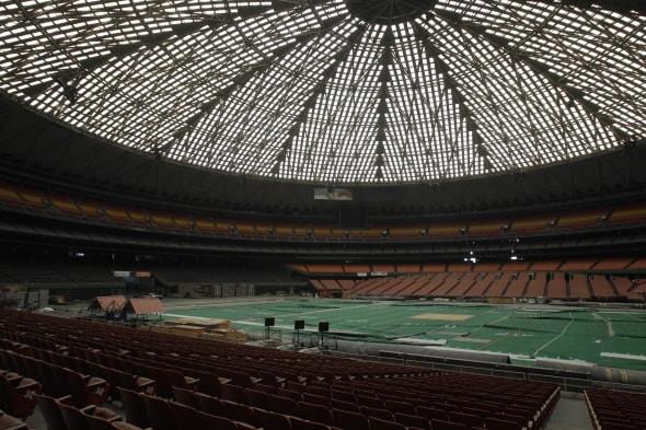 Houston Astrodomes Future