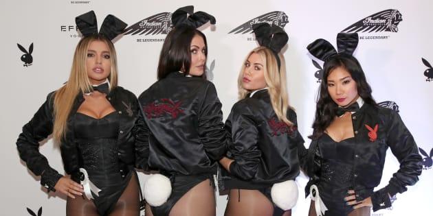 Modelos acusam sócios da Playboy de assédio sexual