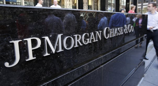 JPMorgan earnings