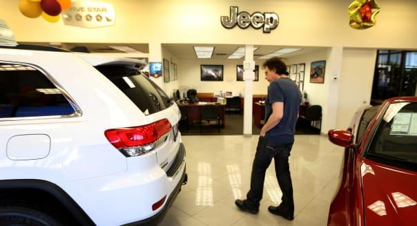 january auto sales detroit