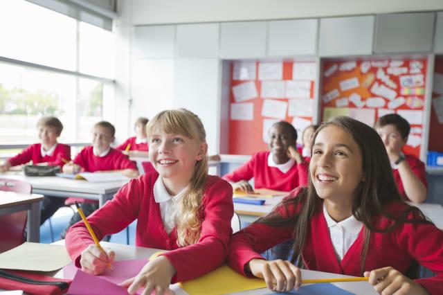 All schoolchildren to start with A grade