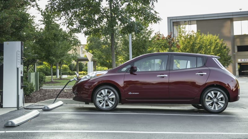 Nissan expands free charging promotion as electric car competition from Tesla and others heatsup