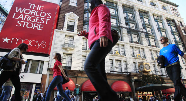 macy's earnings retail stocks