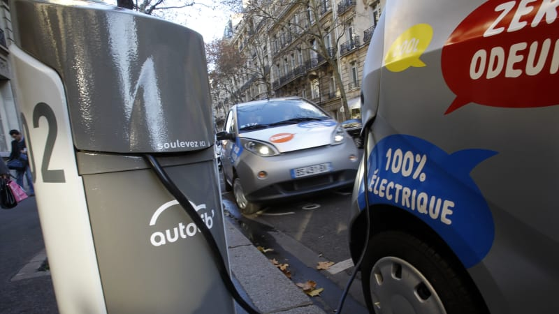 France could limit EV incentives base on price