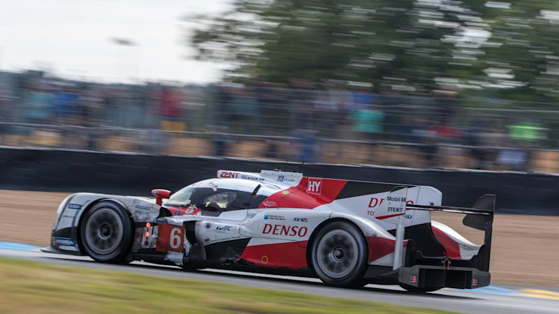 24 Hours of Le Mans live update part three
