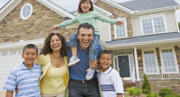family home ownership american dream