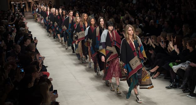 The trend report: Travel the world with Burberry Prorsum Fall/Winter 2014