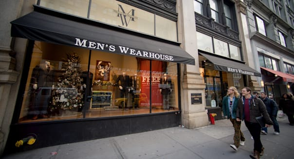 Men's Wearhouse Lifts Takeover Bid for Jos. A. Bank